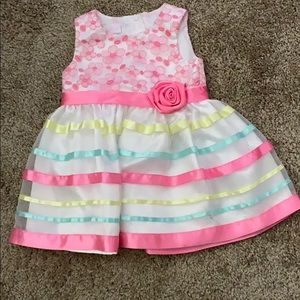 Bonnie Baby dress size 12 months